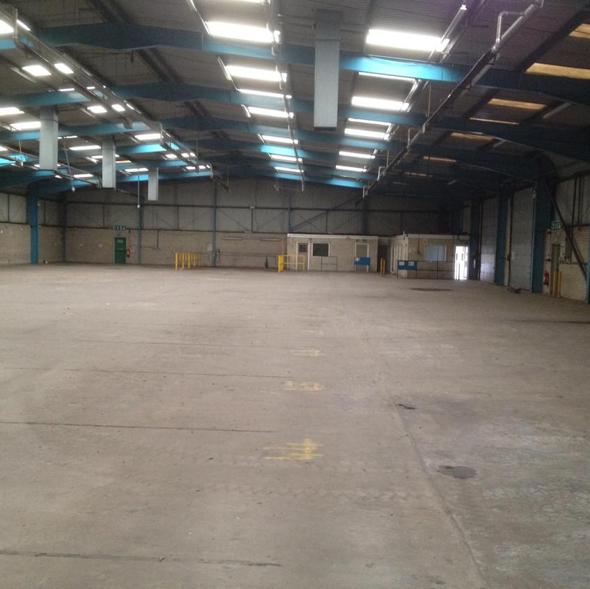 Warehouse Cardiff 2