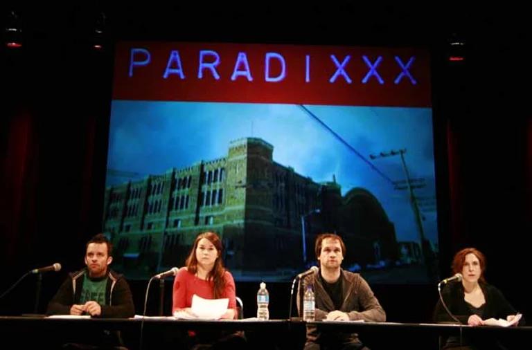 ParadiXXX