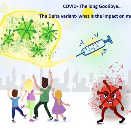 COVID- The long Goodbye…