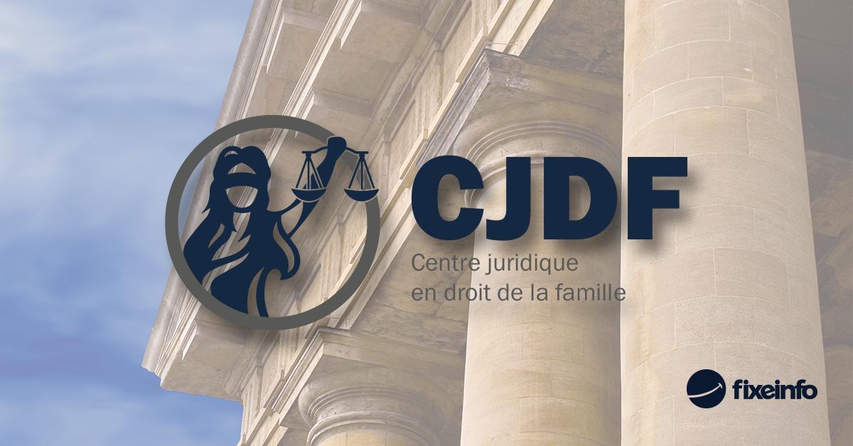CJDF Centre juridique en droit de la famille