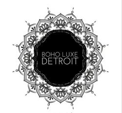 Boho Luxe Detroit