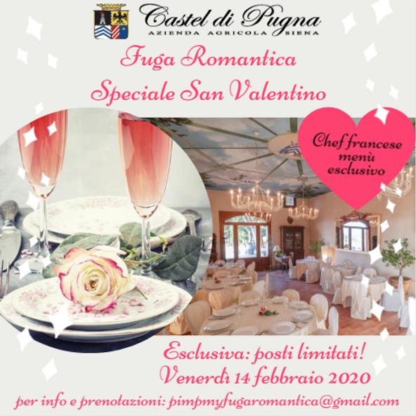Fuga Romantica - Speciale San Valentino