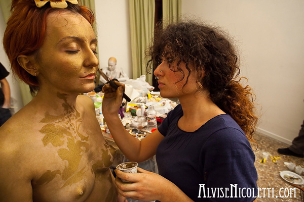 Anna Lazzarini - Body & Face Painting
