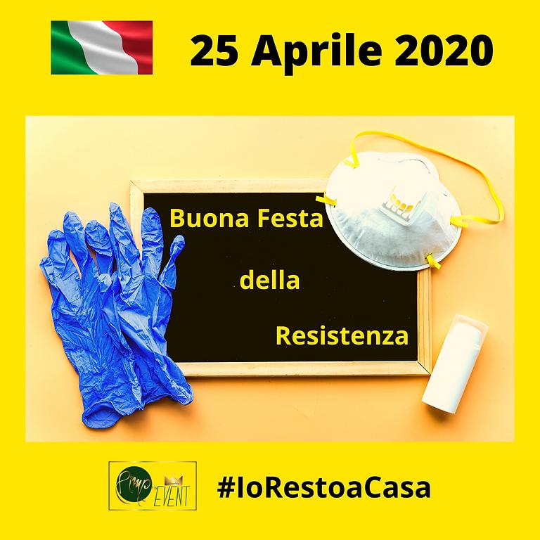 25 Aprile - Buona Festa della Resistenza