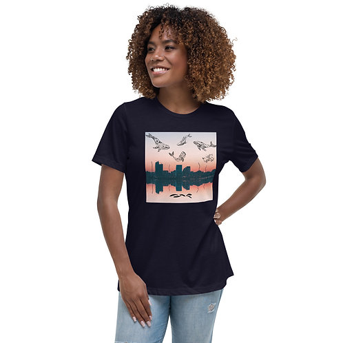 Le Balene - Woman T-shirt
