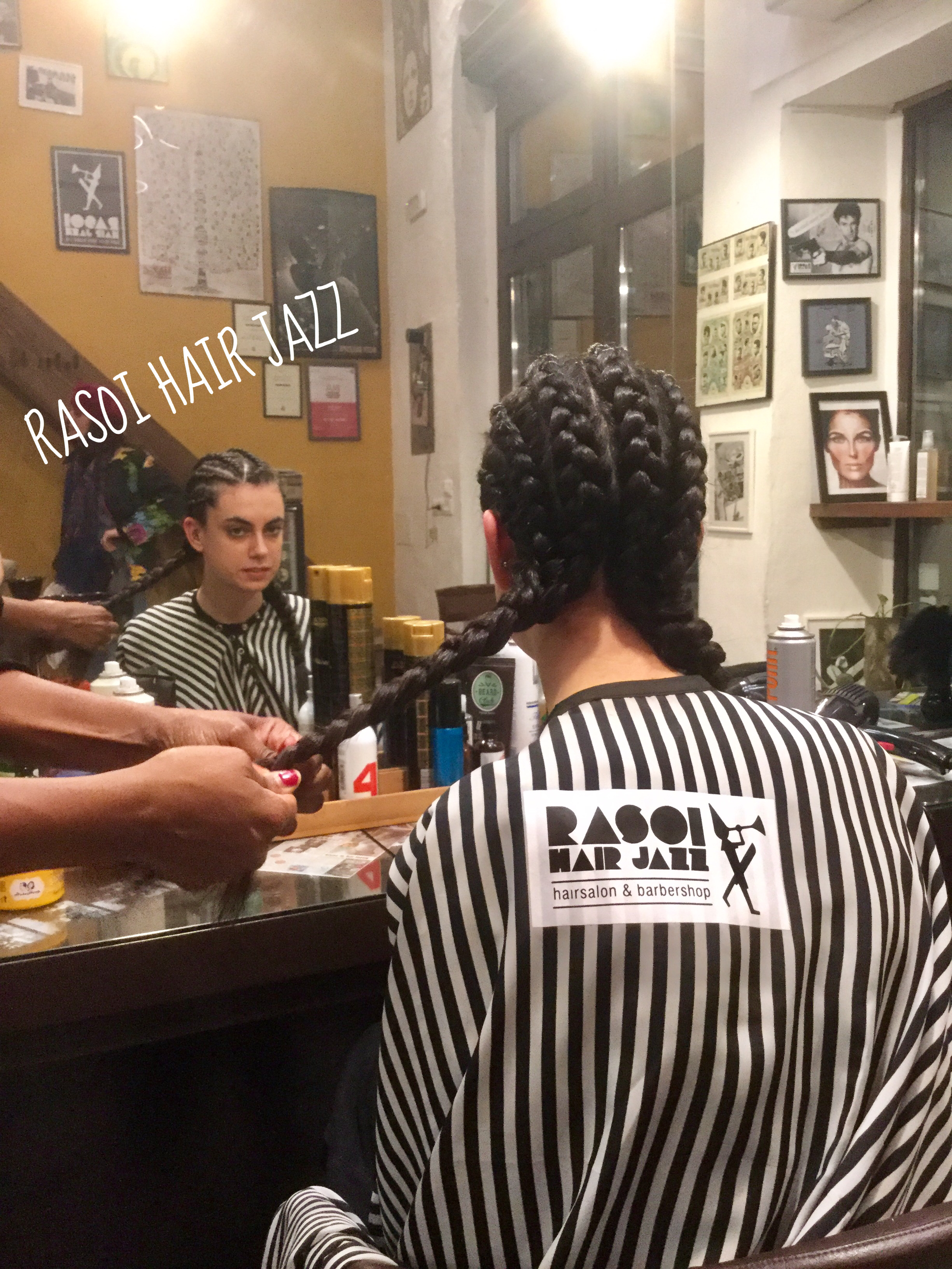 Rasoi Hair Jazz