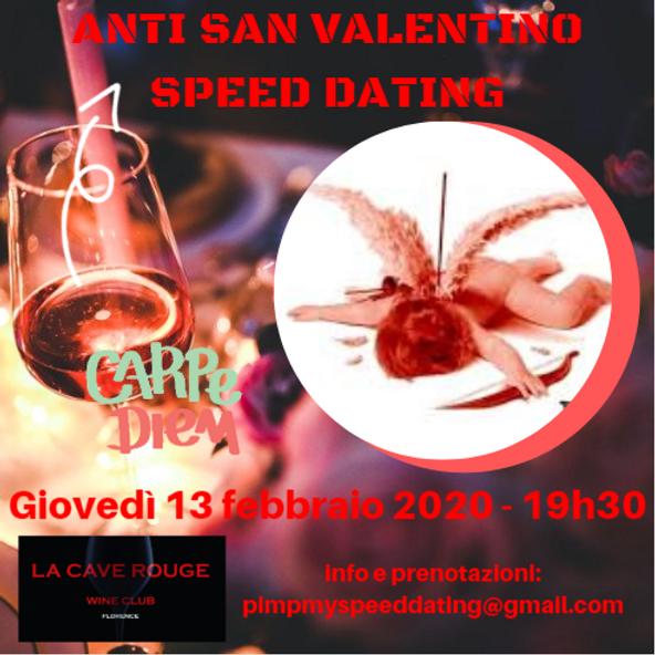 ANTI SAN VALENTINO SPEED DATING