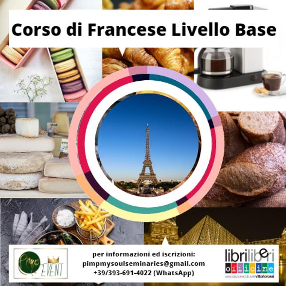 Corso di Francese Livello Base