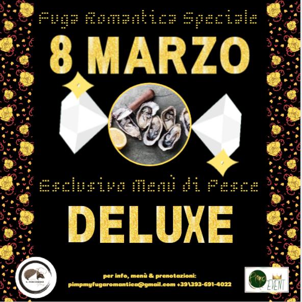Fuga Romantica Speciale 8 Marzo