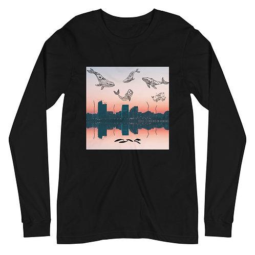 Le Balene - Unisex Long Sleeve T-shirt