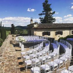Villa Medicea di Lilliano Wine Estate