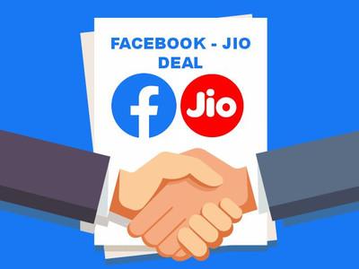 The Mega-Deal: Jio and Facebook
