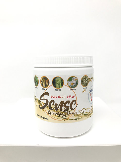 SENSE - HERBAL REFRESHING DRINK MIX