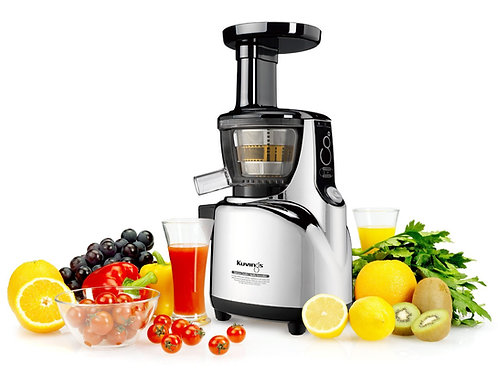 KUVINGS JUICER SILVER