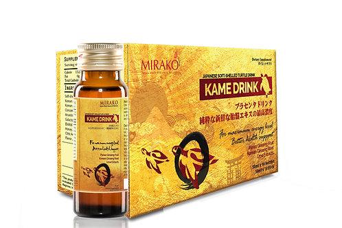 KAME DRINK - ソフトシェルタートルエナジードリンク