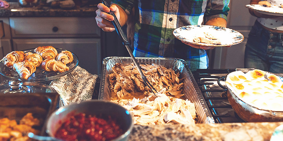 Thanksgiving Potluck Dinner