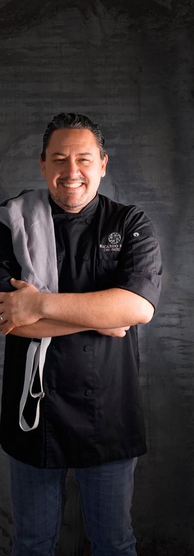 Chef Ricardo Ruiz