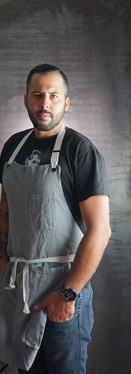 Chef José Alvarado