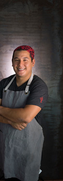 Chef Andres Sandoval