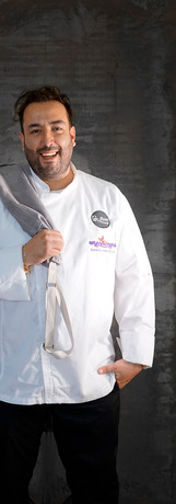 Chef Jhona Monroy