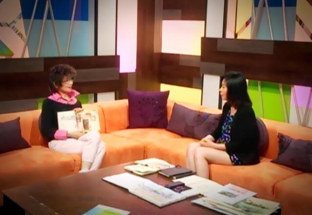 Interviewed by Fairchild TV