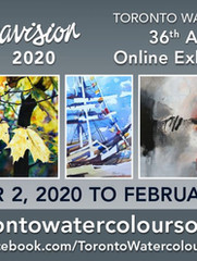 Toronto Watercolour Society 36th Annual Fall Juried Online Exhibition and Sale