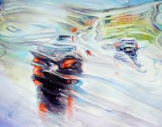 Windshield Painting I