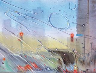 The Writing of the Rain II