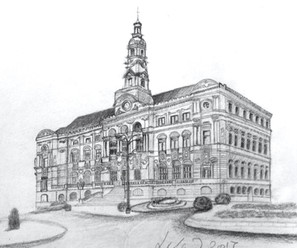 A building