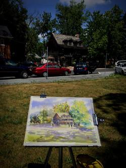 McMichael Plein Air Painting Contest