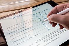 Customer Satisfaction Electronic Survey