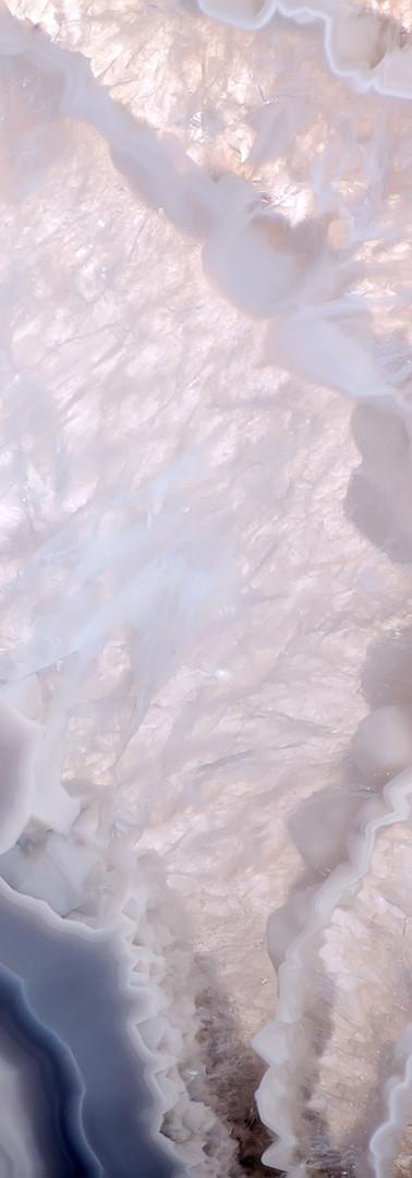 Shades of White Stone