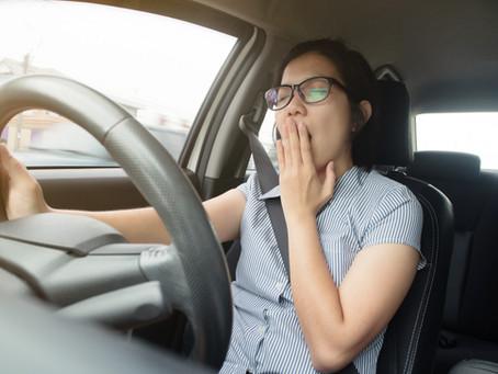 Drowsy Driving Kills