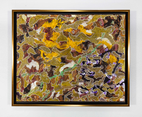Untitled (banana leaves)
