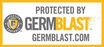 GermBlast Badge