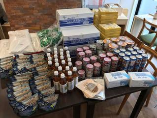 【活動報告】鶴見区にお住いのひとり親世帯向け食料品提供