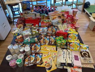 【取り組みのご報告:食料品配達 3月】
