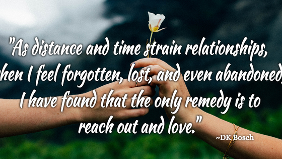 Reach Out And Love