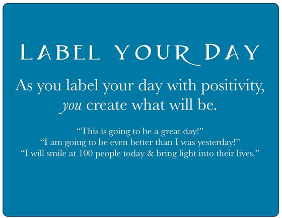LABEL YOURSELF