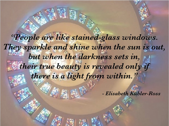 Let Your Light So Shine!