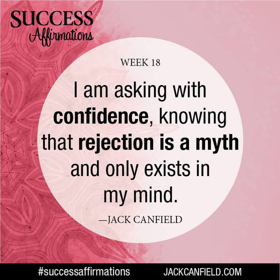 Rejection is a Myth