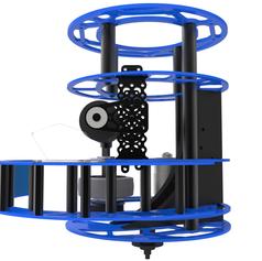 2017 1323 Steamworks Robot Dye Rotor Render 2