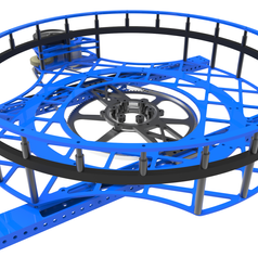 2017 1323 Steamworks Robot Dye Rotor Render 4
