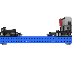 2017 1323 Steamworks Robot Drivetrain Render 2