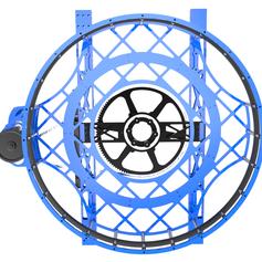 2017 1323 Steamworks Robot Dye Rotor Render 5