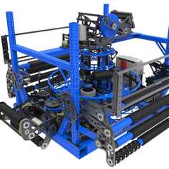 2017 1323 Steamworks Robot Render