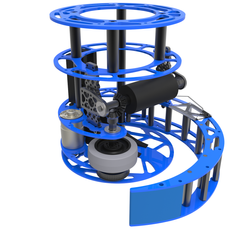 2017 1323 Steamworks Robot Dye Rotor Render