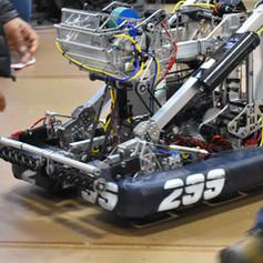 2020 299 Infinite Recharge Robot