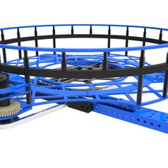 2017 1323 Steamworks Robot Dye Rotor Render 6