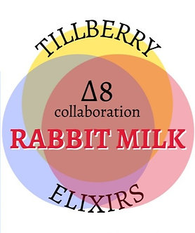 60 ml Rabbit Milk Delta 8 E-Juice